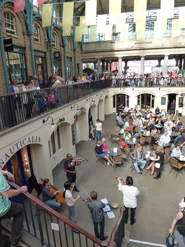 Covent Garden Musicians | by TonZ