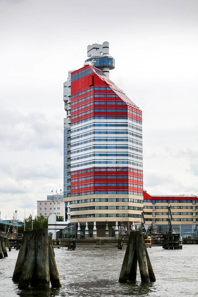 Skanskaskrapan G 246 Teborg Architect Ralph Erskine Built