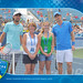2012 Western & Southern Open Coin Toss -- Andy Murray v Jeremy Chardy, 8/16/2012