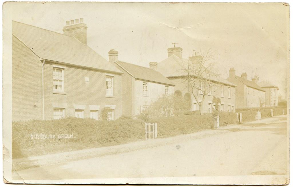 Sarisbury Green New Homes