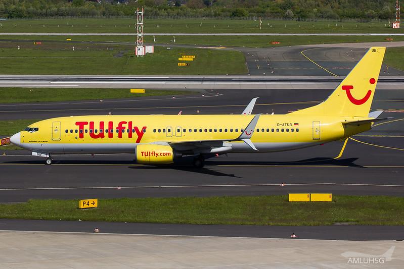 TUIfly - B738 - D-ATUB (1)