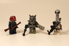 Bounty Hunter Gang by Sir_Bricks