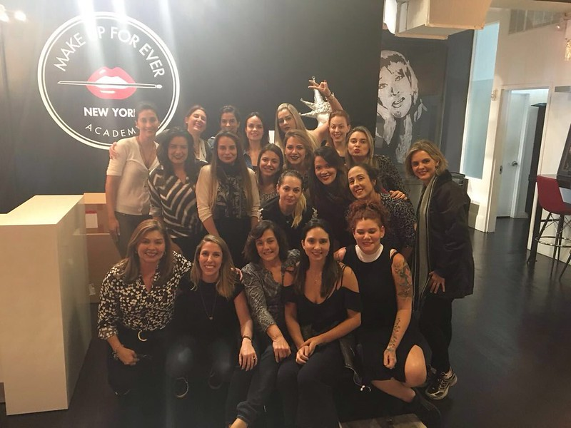 ... For Ever has a professional makeup school here in New York (and other cities around the world too). In fact, its founder, Dany Sanz, first created the ...