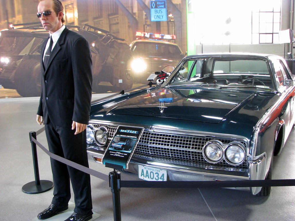 The car movie lincoln