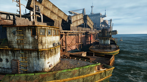 UNCHARTED 3: Drake's Deception Multiplayer Map Pack: Graveyard | by PlayStation.Blog