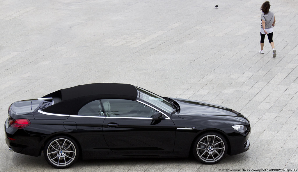 2012 Bmw 640i Convertible F13 Just Well Done Bmw I