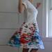 vintage 1940s dress pattern