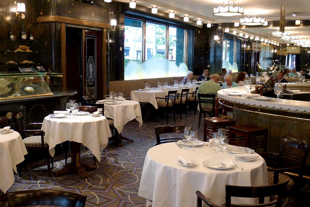 Restaurant Paris Prunier
