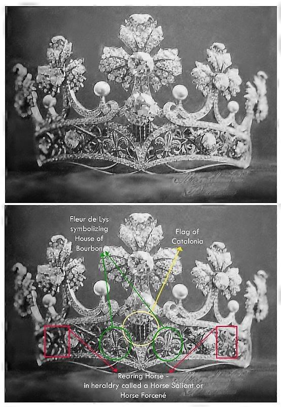 High quality king 18k gold crown ring mens hip hop bling