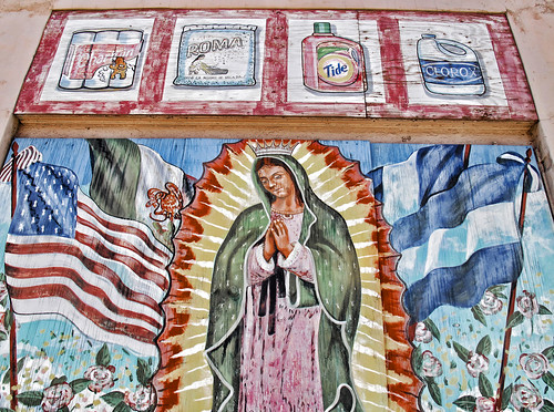 Guadalupe has gone shopping for Tide, Charmin and Clorox | by shadowplay