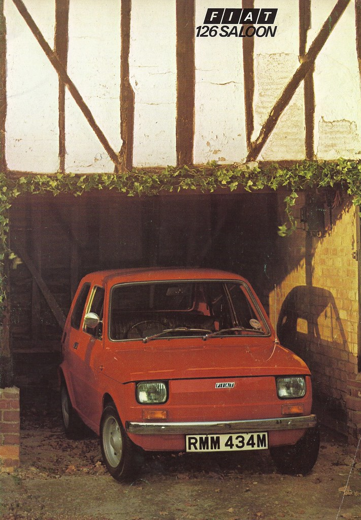 1974 fiat 126 in north america there was a big gap betwee flickr. Black Bedroom Furniture Sets. Home Design Ideas