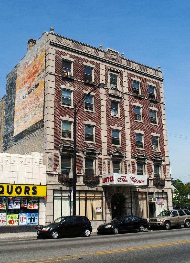Hotel Elinor 3216 N Cicero Avenue Chicago Il