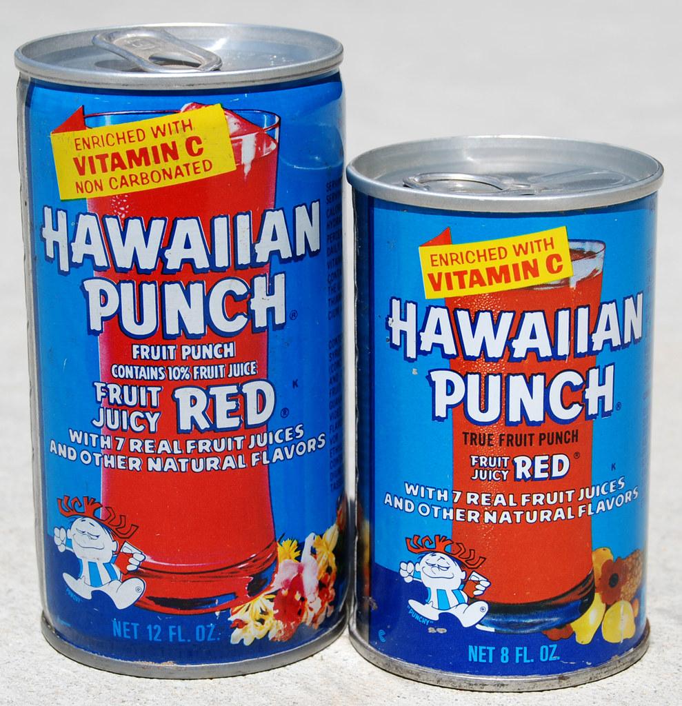 Hawaiian Punch-Punch