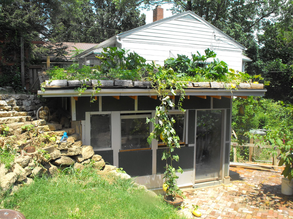 Garden Shed Insulated Music Room