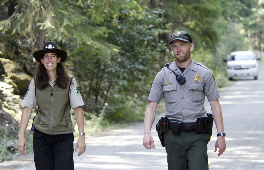 International Cooperation B C Parks Interpretive Ranger