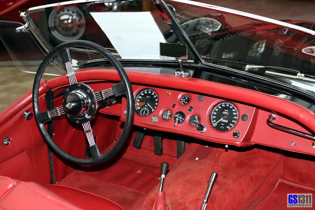 1953 Jaguar Xk 120 Se Ots Lightweight 3 Rc The Xk120 Was L Flickr