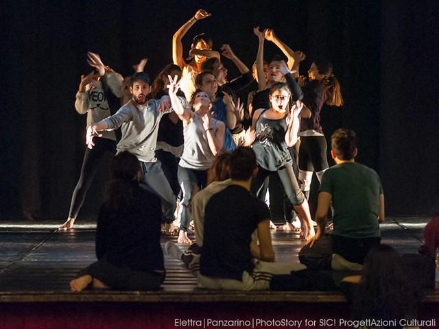 saggi danza les arts