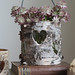 Birch Bark Wedding Centre Piece