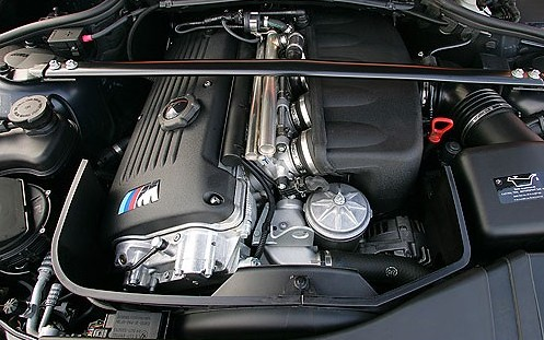 E46 M3 2006 Engine Bay Lorenzovanaarle Flickr