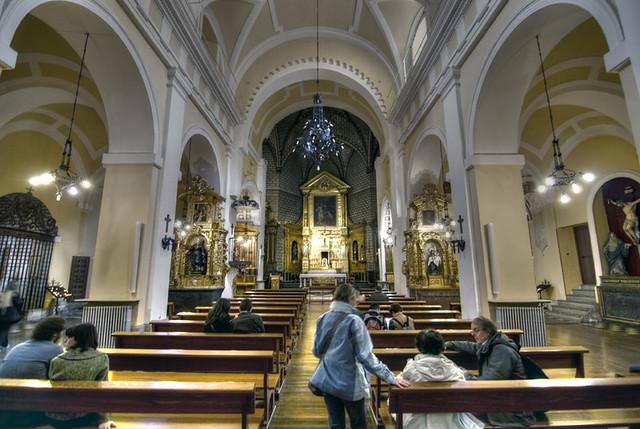 Iglesia de Santo Tomé. Interior.  Explore Dieg082s ...