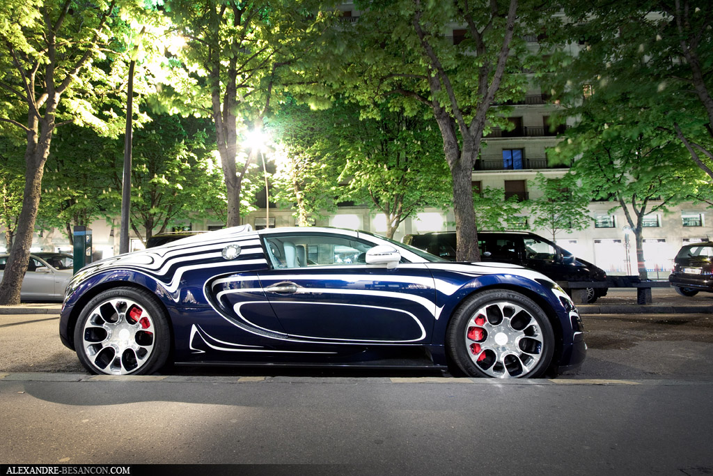 bugatti veyron l 39 or blanc flickr. Black Bedroom Furniture Sets. Home Design Ideas