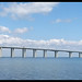 This is the long bridge. However there is the short path to European Champion! - Ponte Vasco da Gama Lisbon X0833e