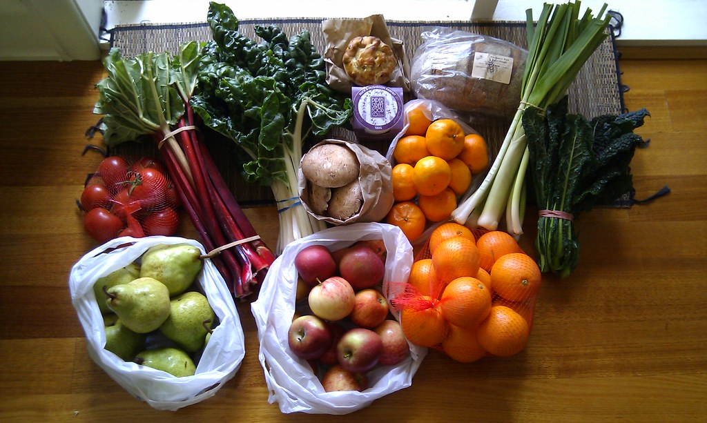 Organic Baby Food Subscription