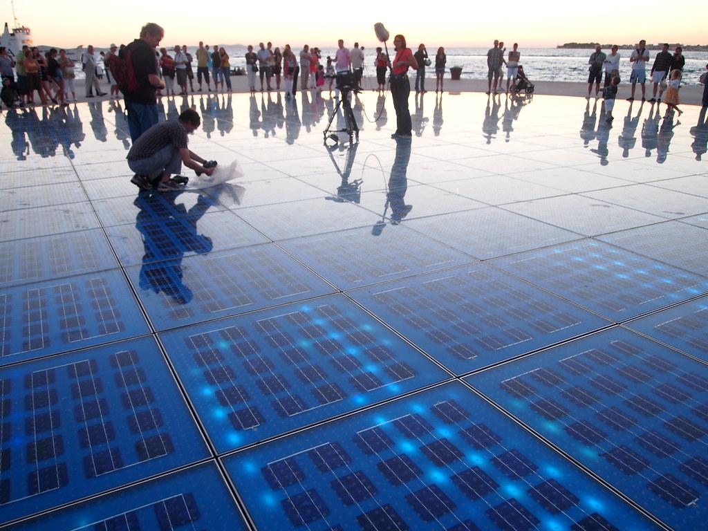 Sun Salutation, Zadar, Croatia   ChihPing   Flickr