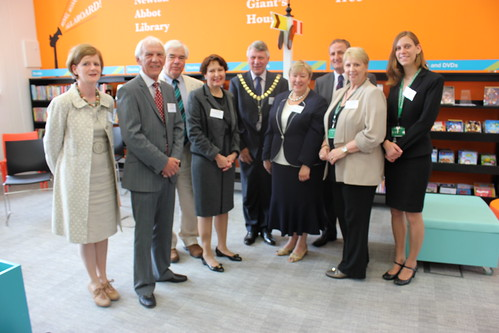 Passmore Edwards Centre official opening 18.07.2012 | by Devon Libraries