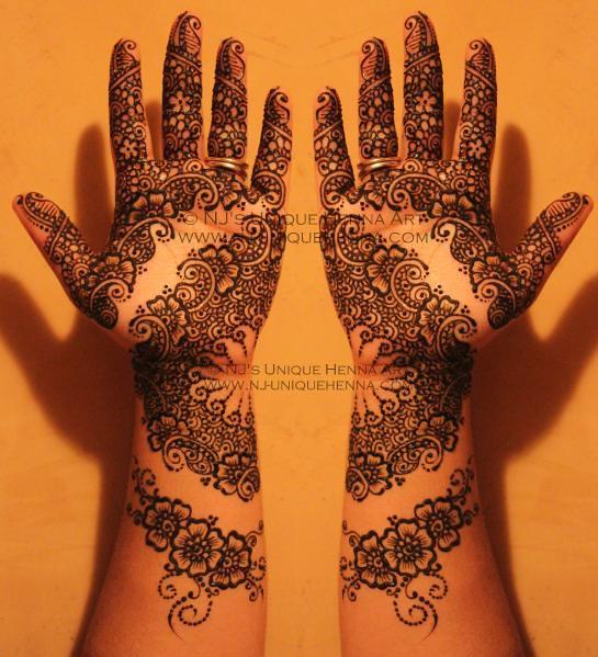 Bridal Mehndi Rates Nj : Bridal henna nj s unique art