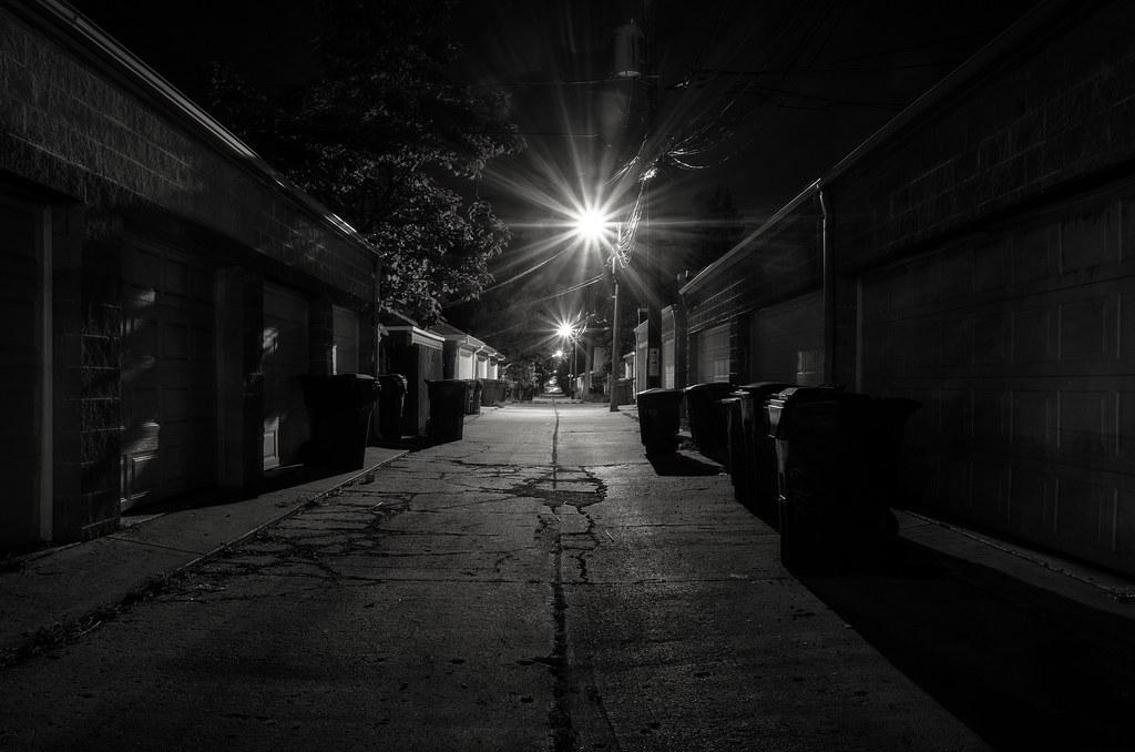 gallery Black alley