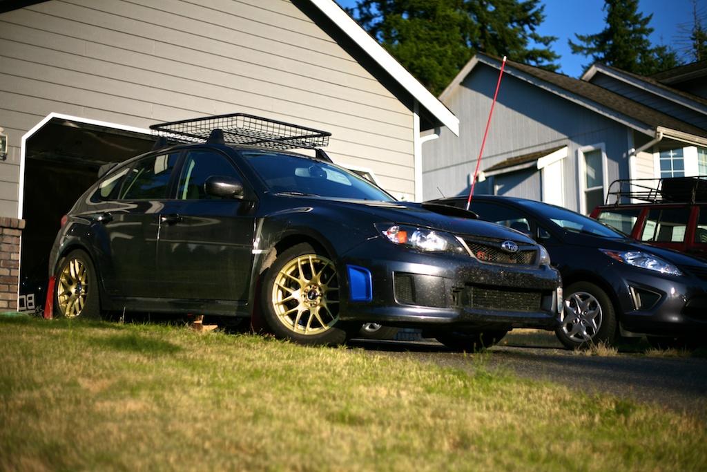 Subaru Wrx Forum >> Subaru WRX XXR 530 | New wheels on the scoob. | Ben Ellett | Flickr