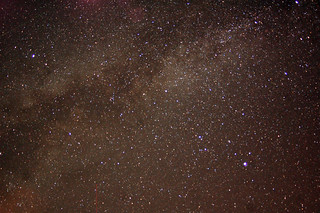 Perseid Meteor through Cygnus | by FlintstoneStargazer