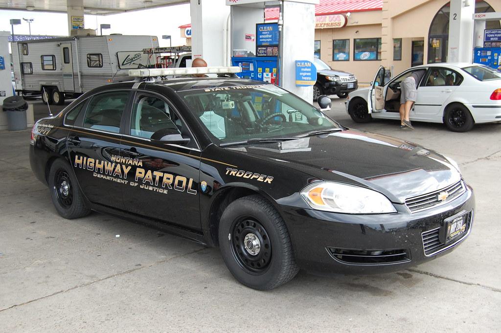 Police Company Car