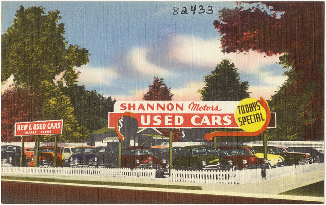 Shannon Used Cars Bremerton