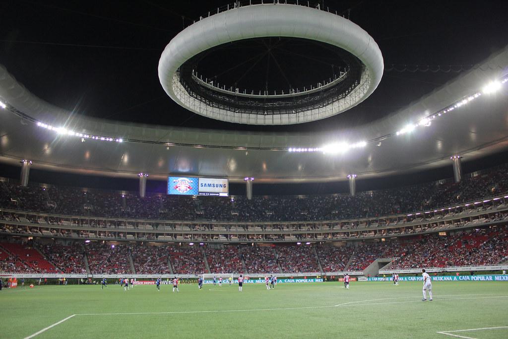 Estadio Omnilife Guadalajara Estadio Omnilife Guadalajara
