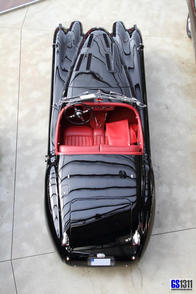 1953 Jaguar XK 120 SE OTS Lightweight 3 RC The XK120 Was
