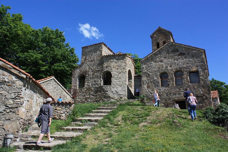 Некреси монастряь, Грузия
