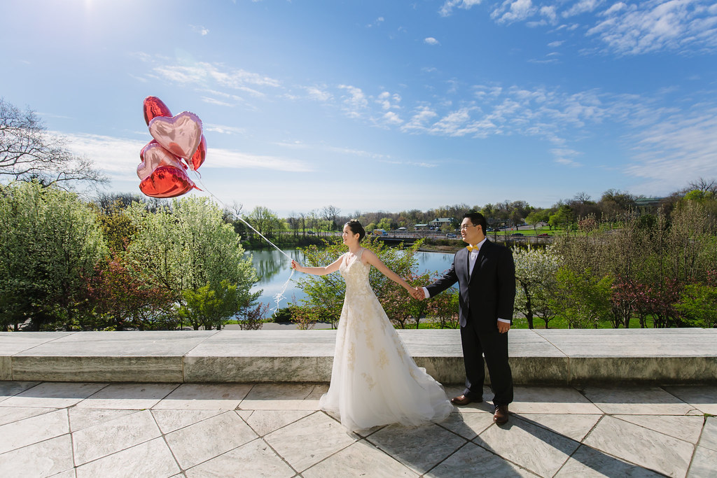 delaware park wedding photographer Buffalo
