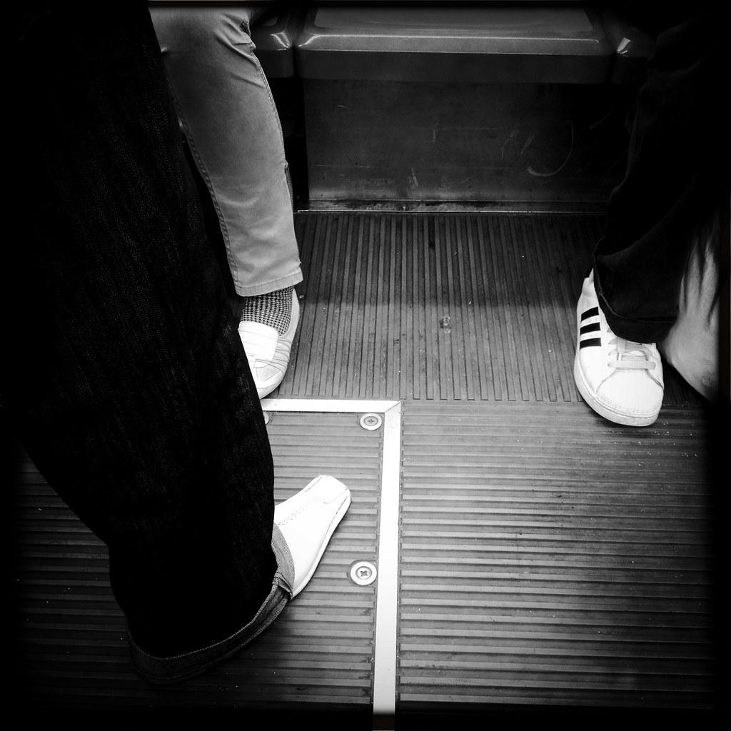 Brooks White Shoes