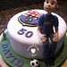 Barcelona FC cake 003