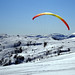 Powered Paraglider at Voss