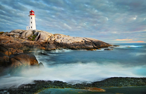 Peggy's Cove | by Jackie Rueda