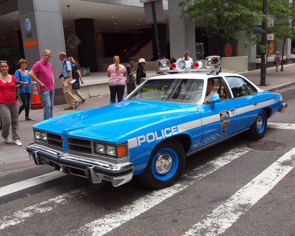Pontiac Lemans Police Car For Sale