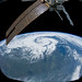Non-Tropical Cyclone Over Canada (NASA, International Space Station, 06/27/12)