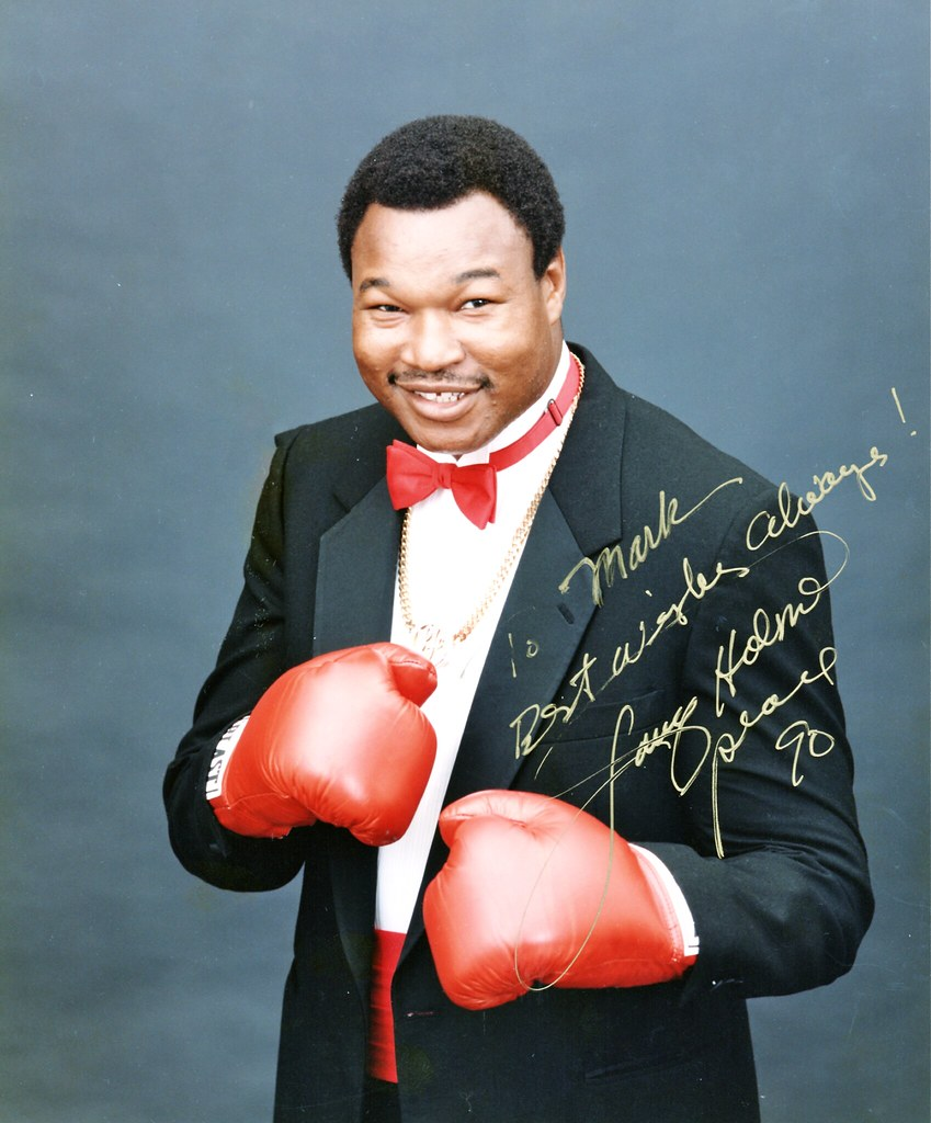 Larry Holmes - The Easton Assassin | In my opinion Larry ...