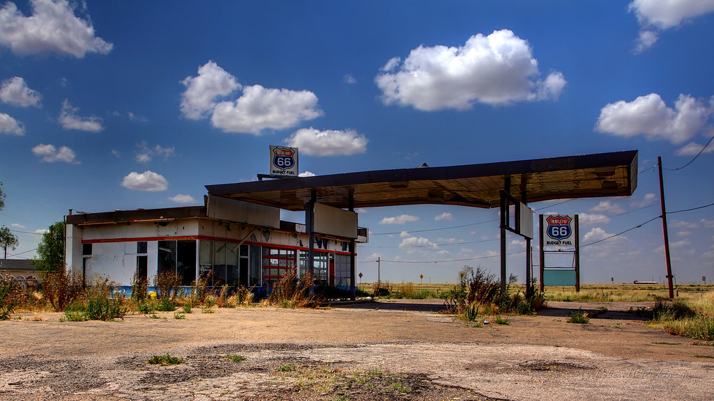 Gas Stations Near Me >> Abandoned Gas Station at Bug Ranch in Conway, Texas on Rou… | Flickr