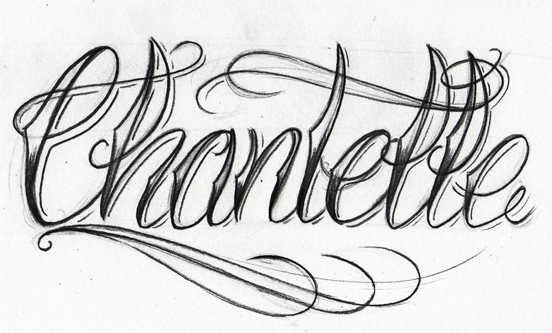tattoo lettering styles alphabet i7 Street art pro