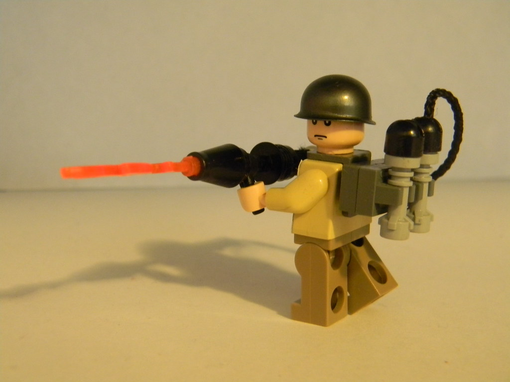 How to Make a Flamethrower