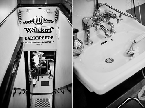 Waldorf Barbers | by Nathalie Márquez Courtney